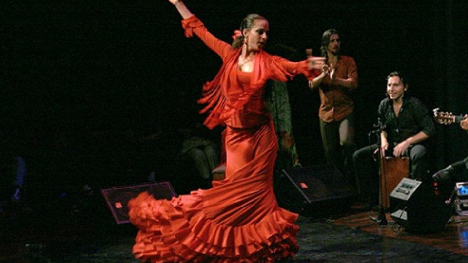 Baile flamenco duende