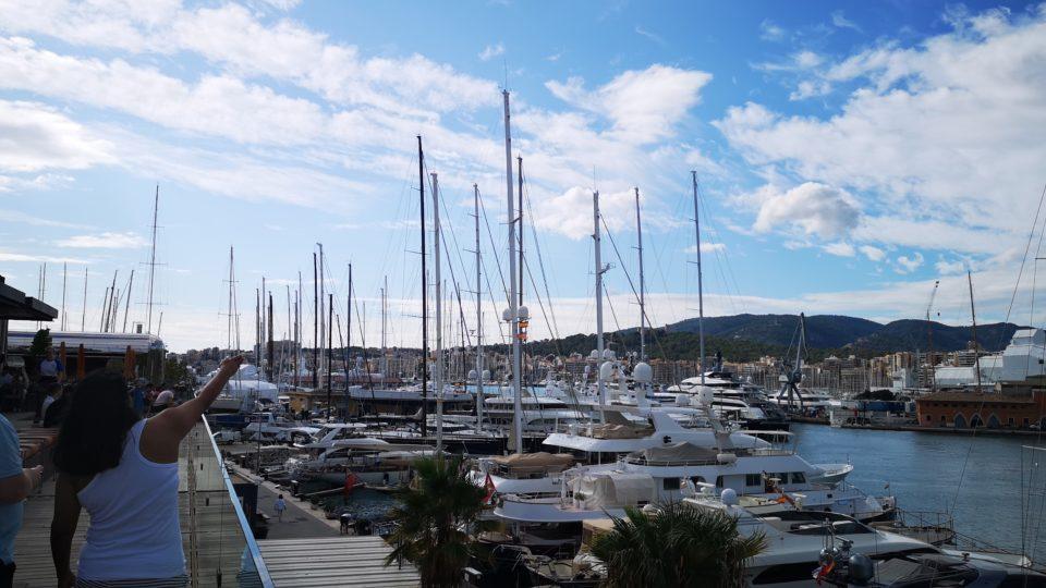 Muelle puerto