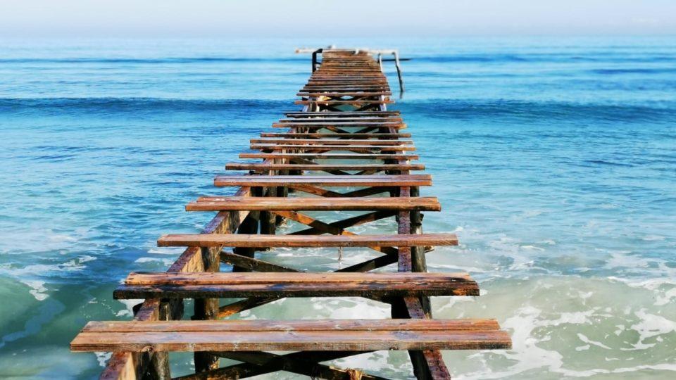Playa muro 2