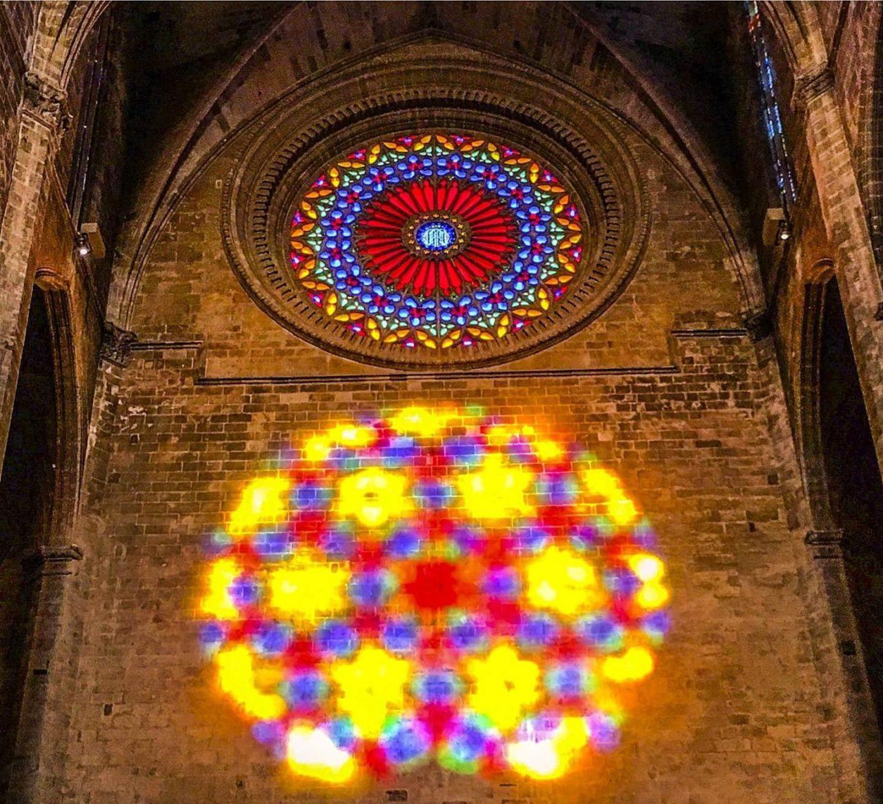 Ocho catedral fenomeno